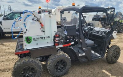 Why Is Vegetation Management Important and How Can Knights Spraying Help?